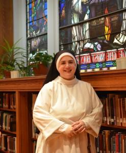 Sr. Mary Catharine Dominican Nuns Summit