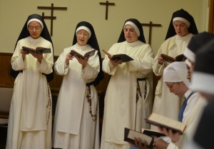 verbum caro responsory, Dominican Nuns