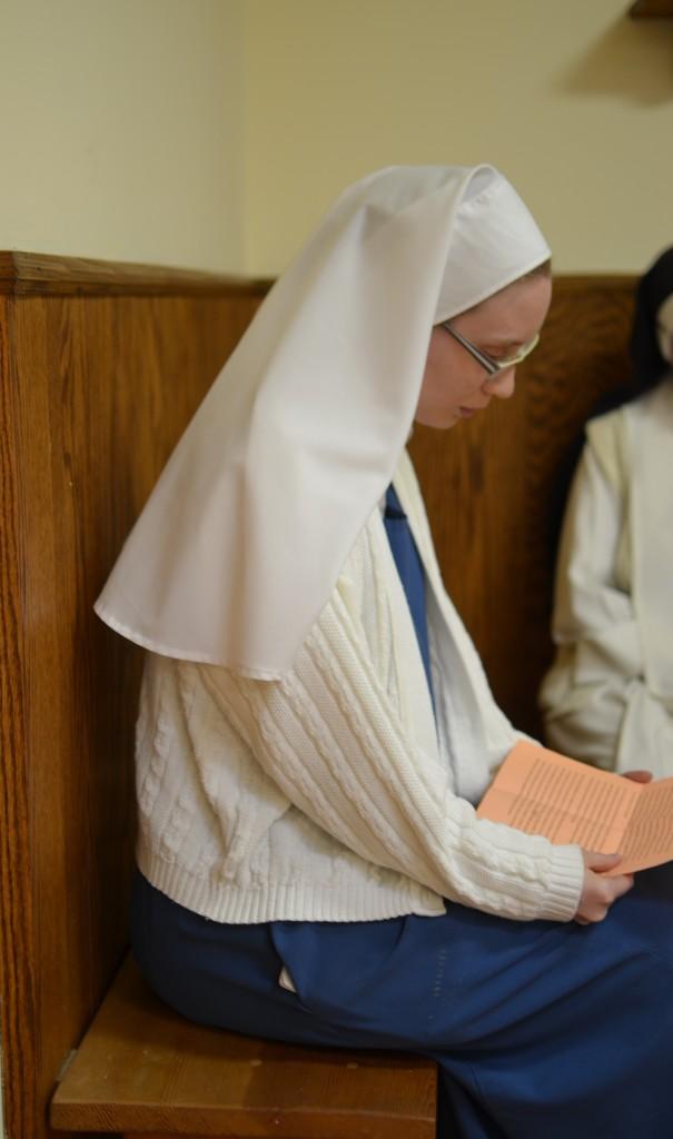sr maria sermon 1