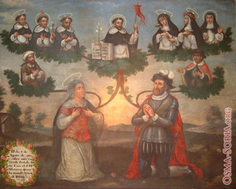 Blessed Juana and Felix, parents of St. Dominic