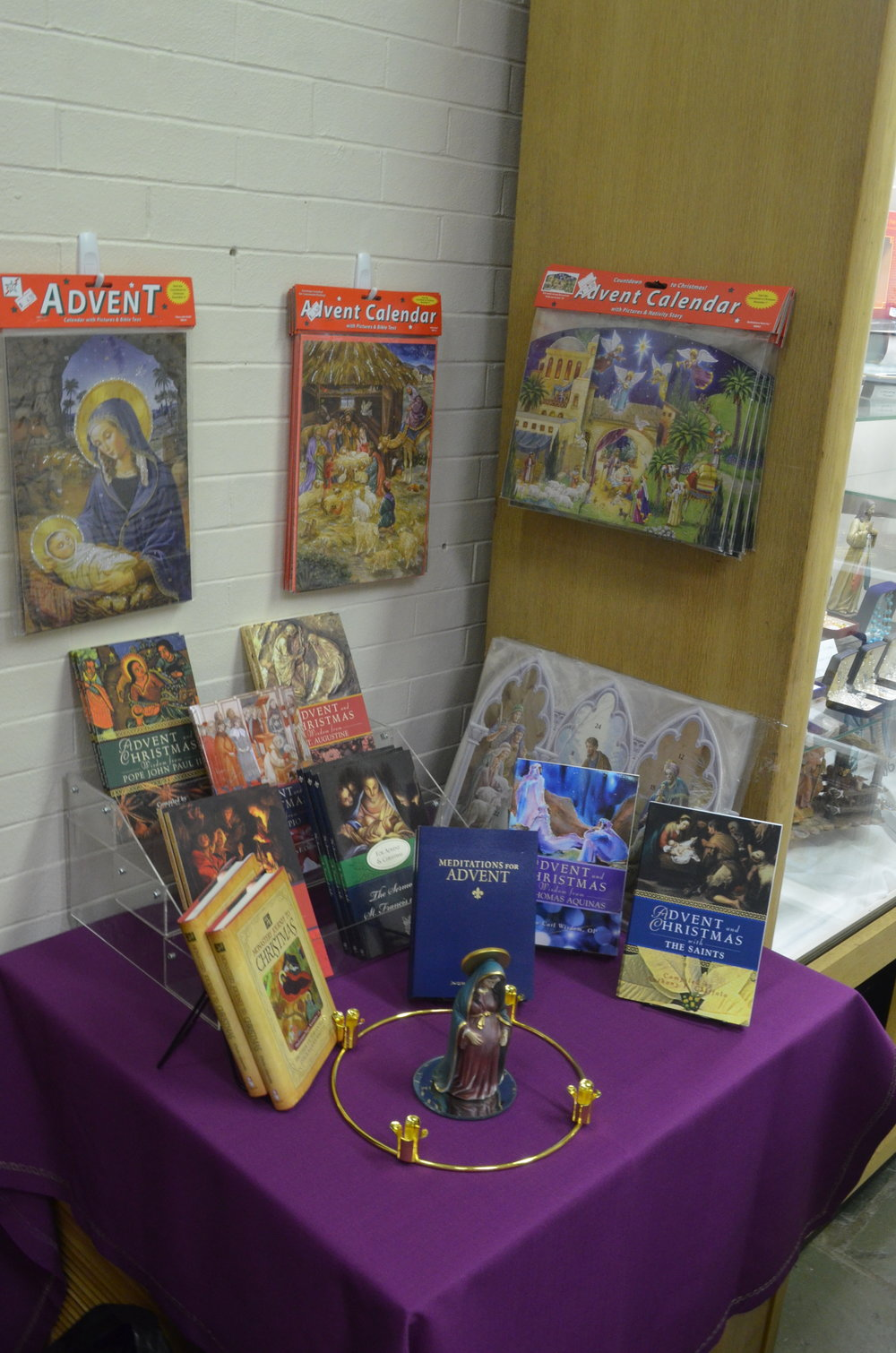 Advent Corner
