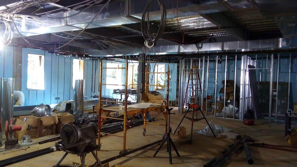 Sewing Room (yes, it's huge!)