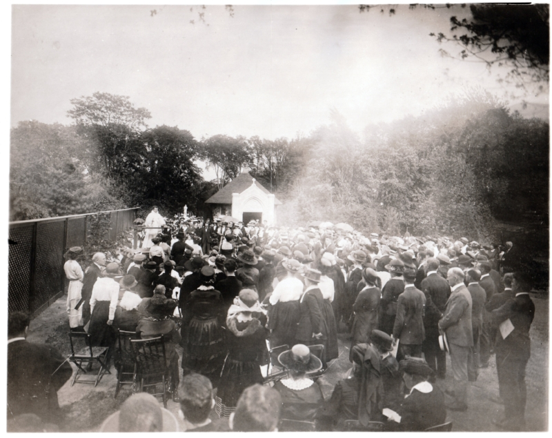 First Rosary Pilgrimage- May 22, 1921