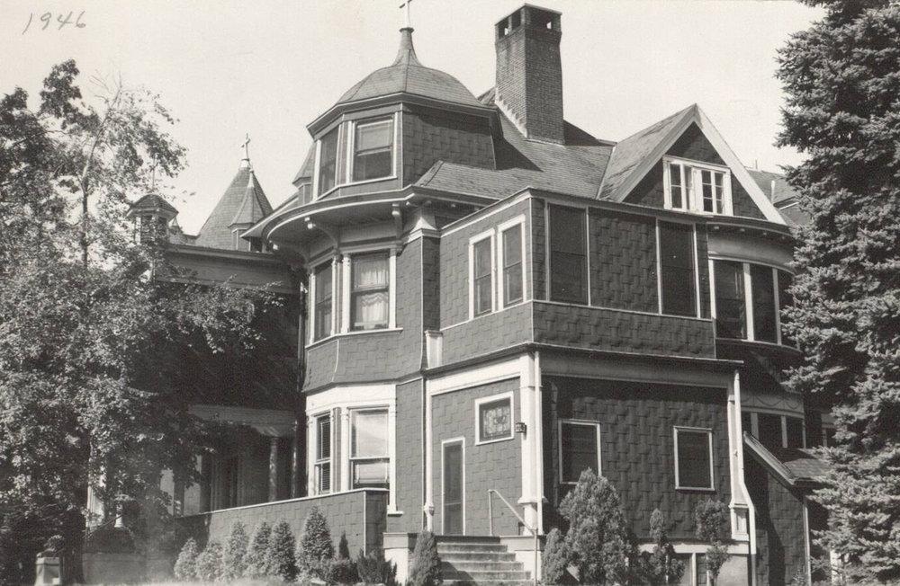Original House, 63 New England Ave