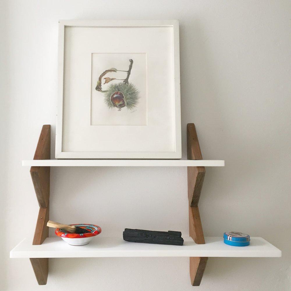Shop Home Products  ava shelf, 2016 - hardwood and solidsurface shelf units.    Shop Shop Shop Shop Shop