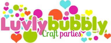 Luvlybubbly craft parties