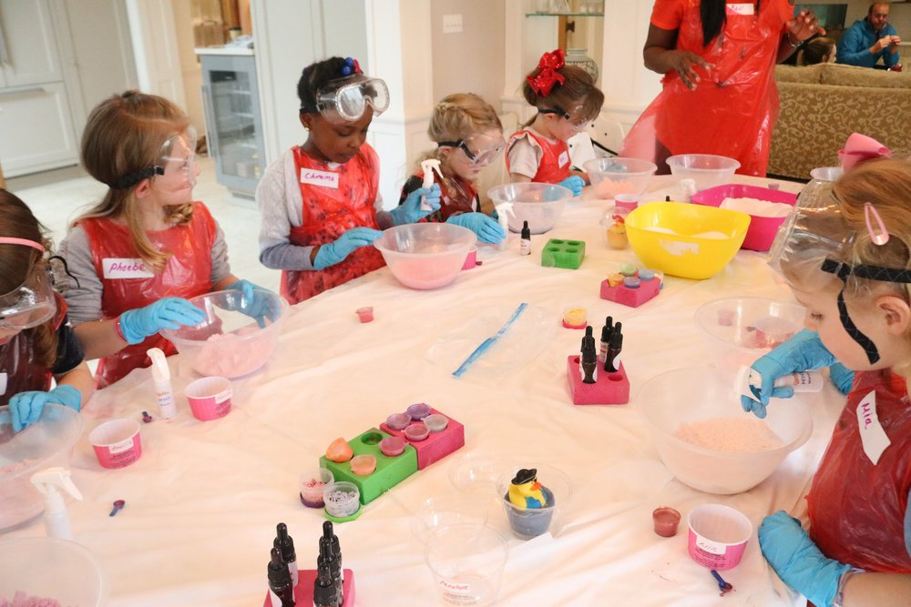 kids Soap Making Parties at LuvlyBubbly.JPG