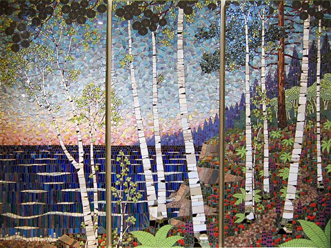 Michael Sweere Mosaic