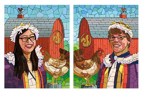 Minnesota Poultry Princess & Prince 2017