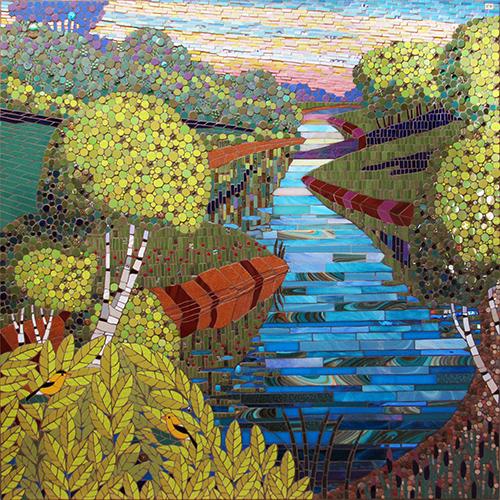mosaic commissions michael sweere mosaic