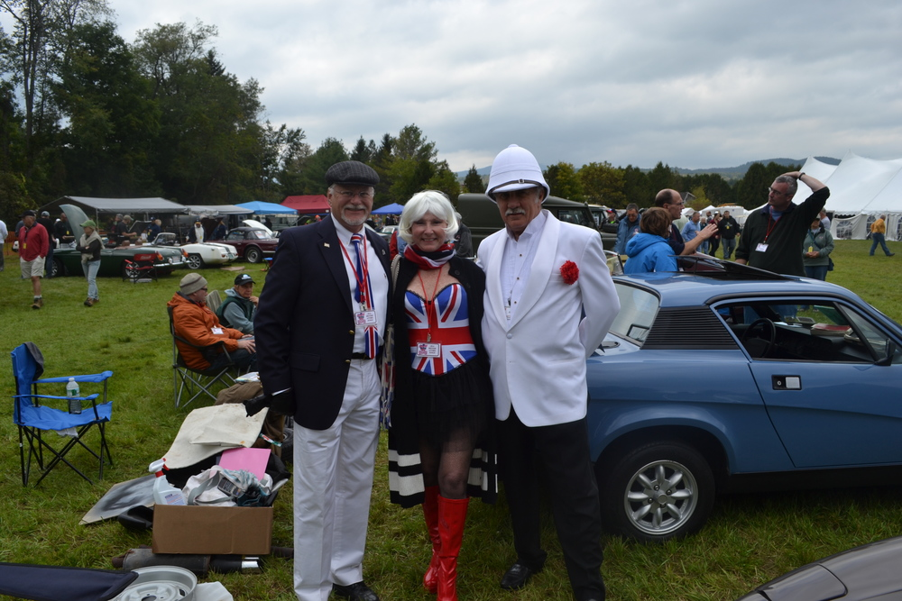 Full Event Schedule BRITISH MOTORCAR FESTIVAL - British car show