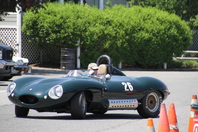 Jaguare D-Type Race Car Paddock.jpg