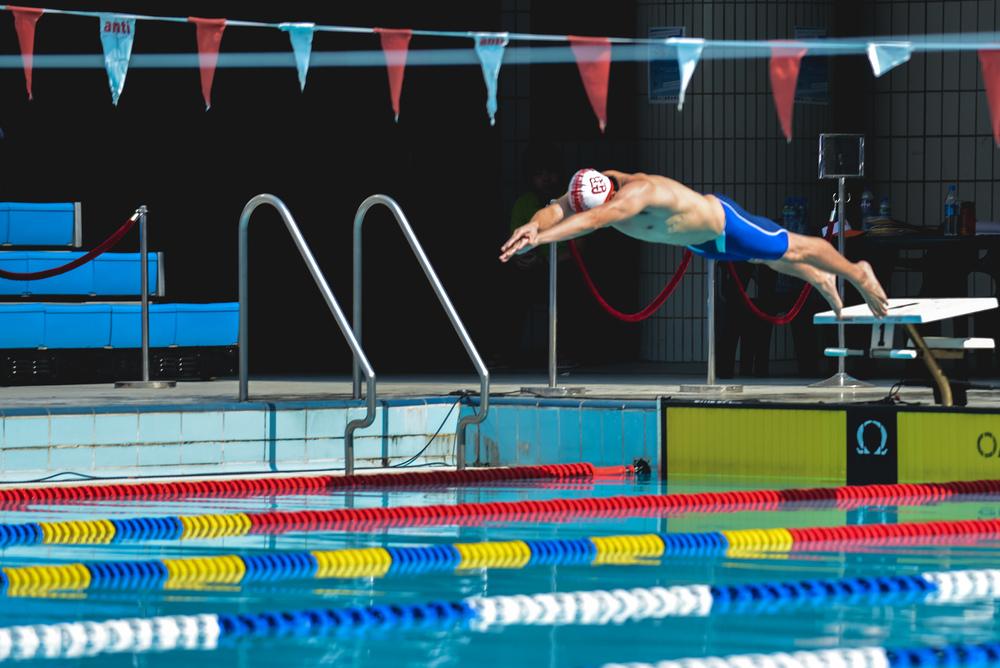 第50屆香港大專水運會 Aquatic Meet . 2013