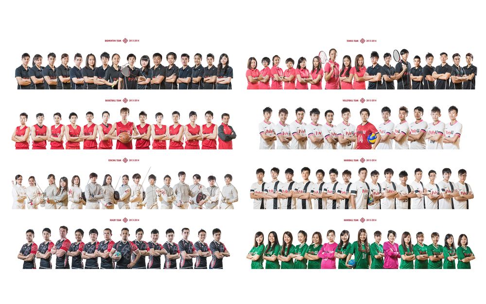 PolyU Sports Team