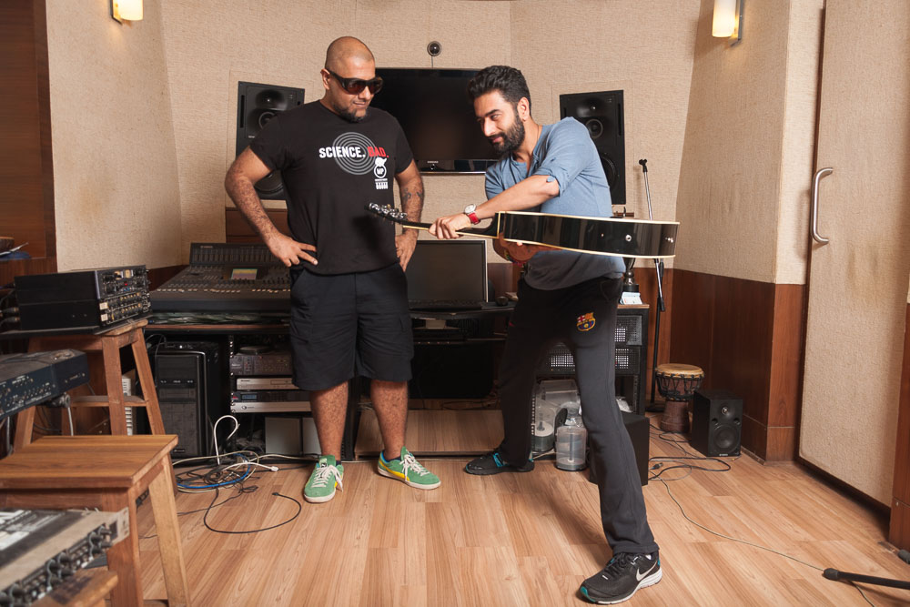 Vishal - Shekhar for G2