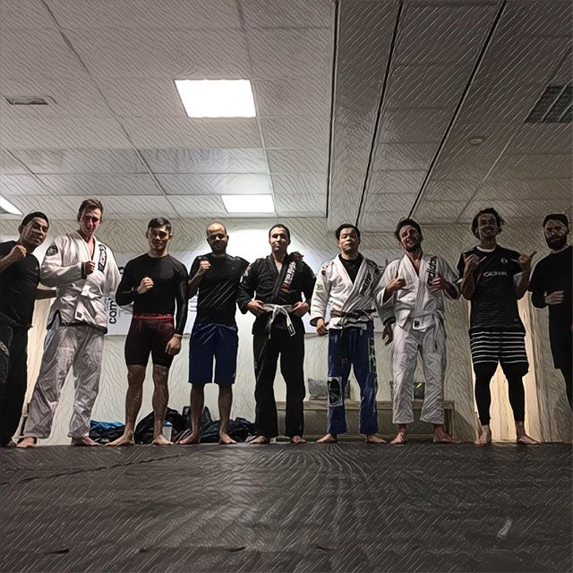 Last Wednesday night  training at Elevation Sports in Utrecht! Great rolling with everyone and Special thanks to technical  brown belt  Marcokwee for joining us. Keep training everyday!