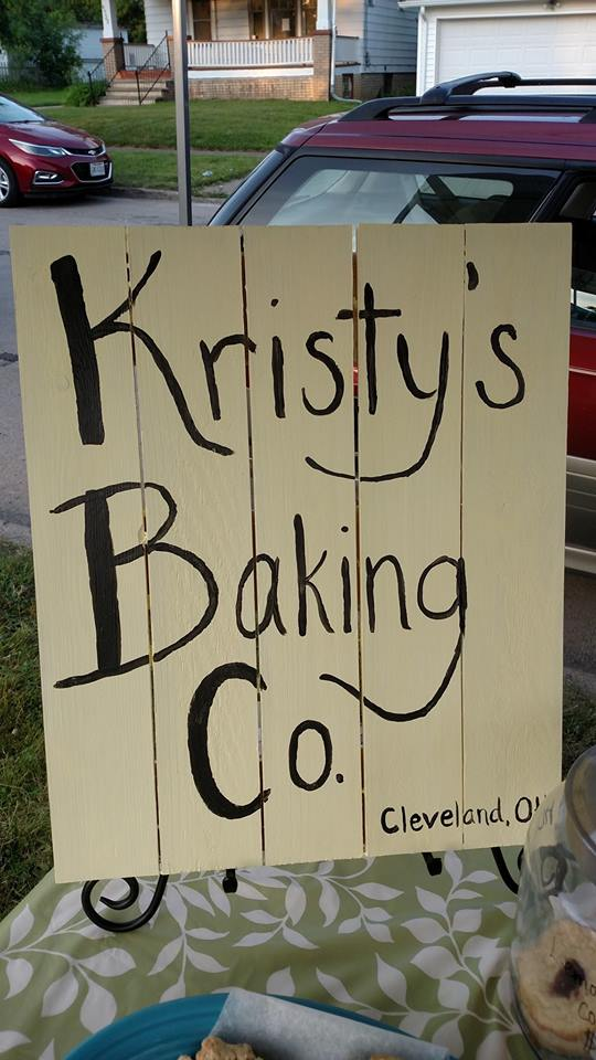 Week 4: Kristy's Baking Co.