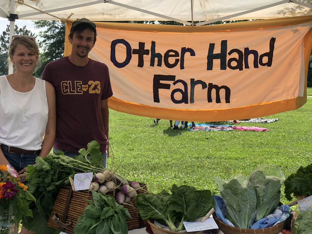 Week 6: Other Hand Farm