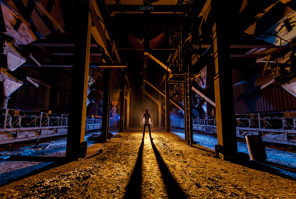 Abandoned Steel Industry (BE)