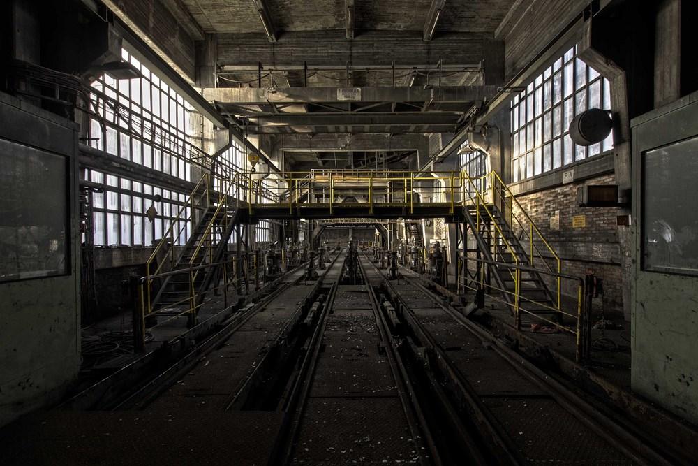 - Abandoned Mine - DE -