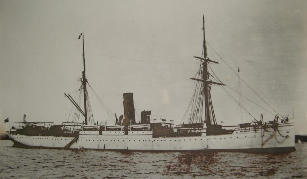 HMS Drummond Castle