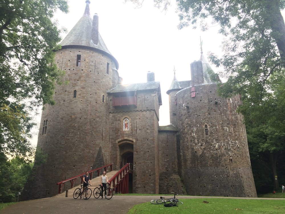 Castle Coch Bike Tour