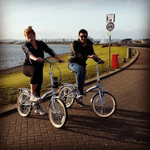 City and Bay Bike Tour