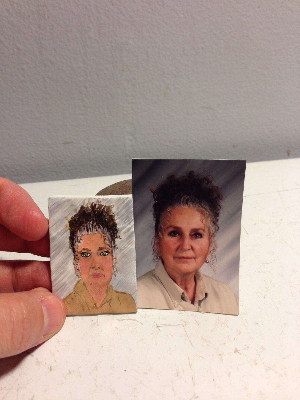 Mom RIP, 2015