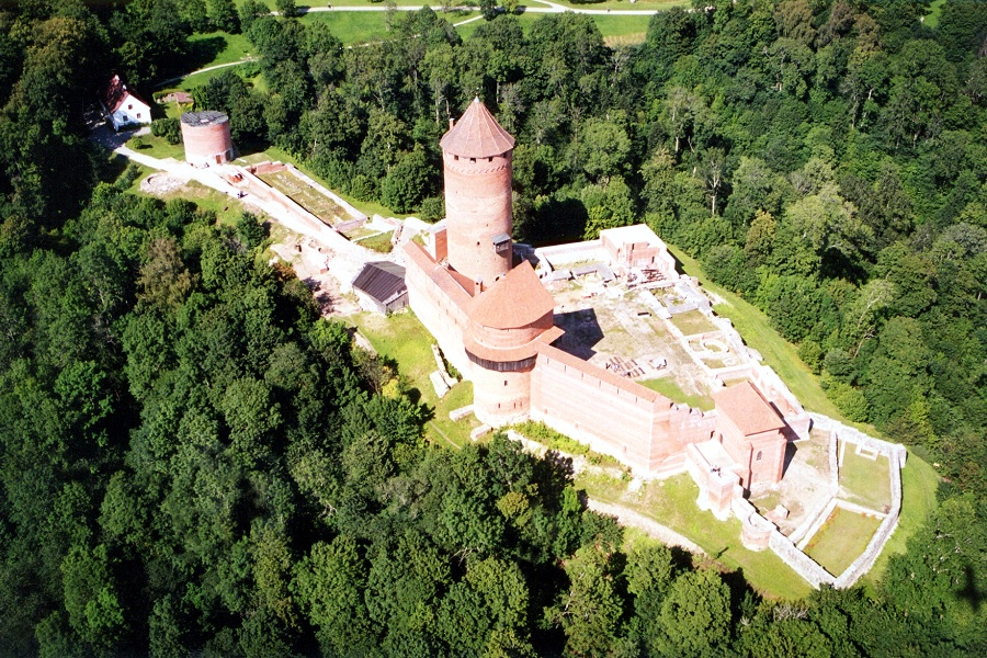 Turaida Castle, Gauja National Park