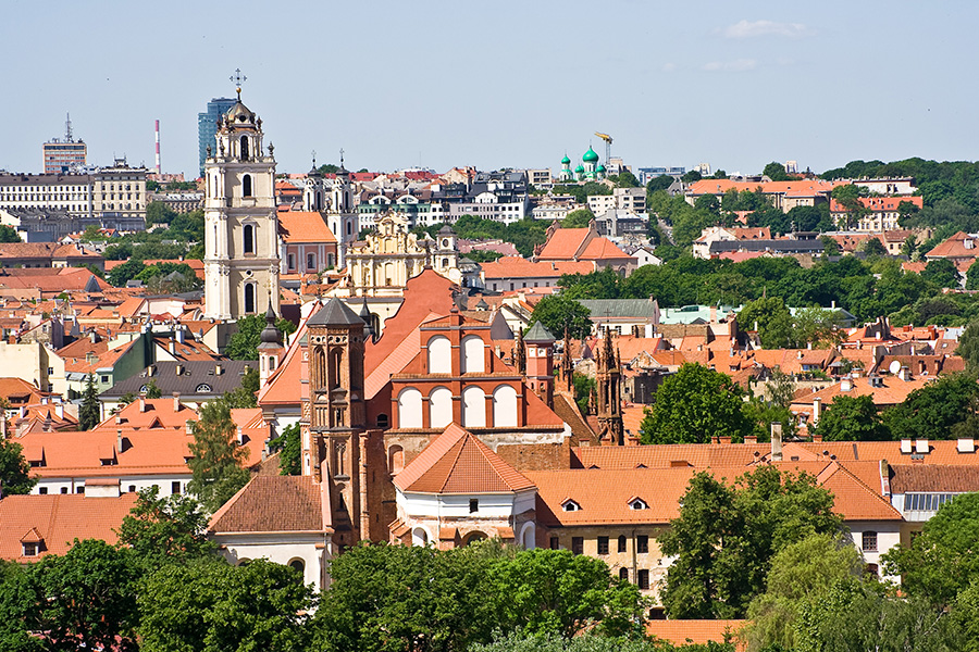 Old Town of Vilnius