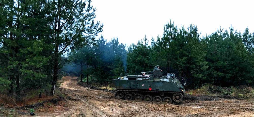 tank driving vilnius.JPG