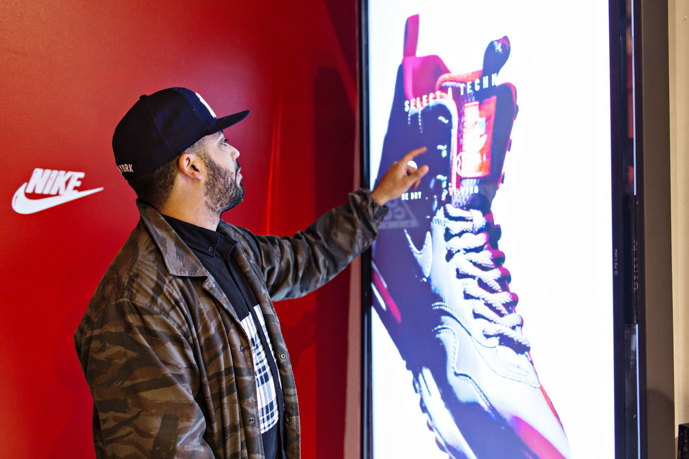 NIKE HIKE ACG - POPUP New York, NY  |  2015