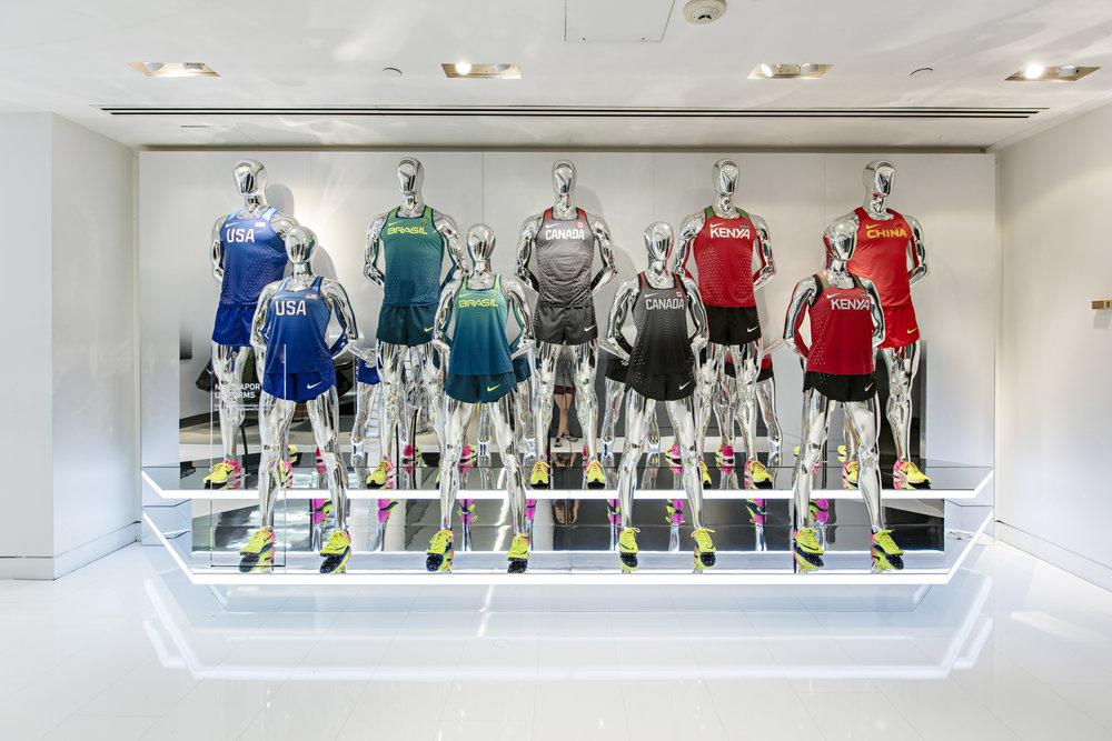 OLYMPICS    NikeTown, New York, NY | 2016