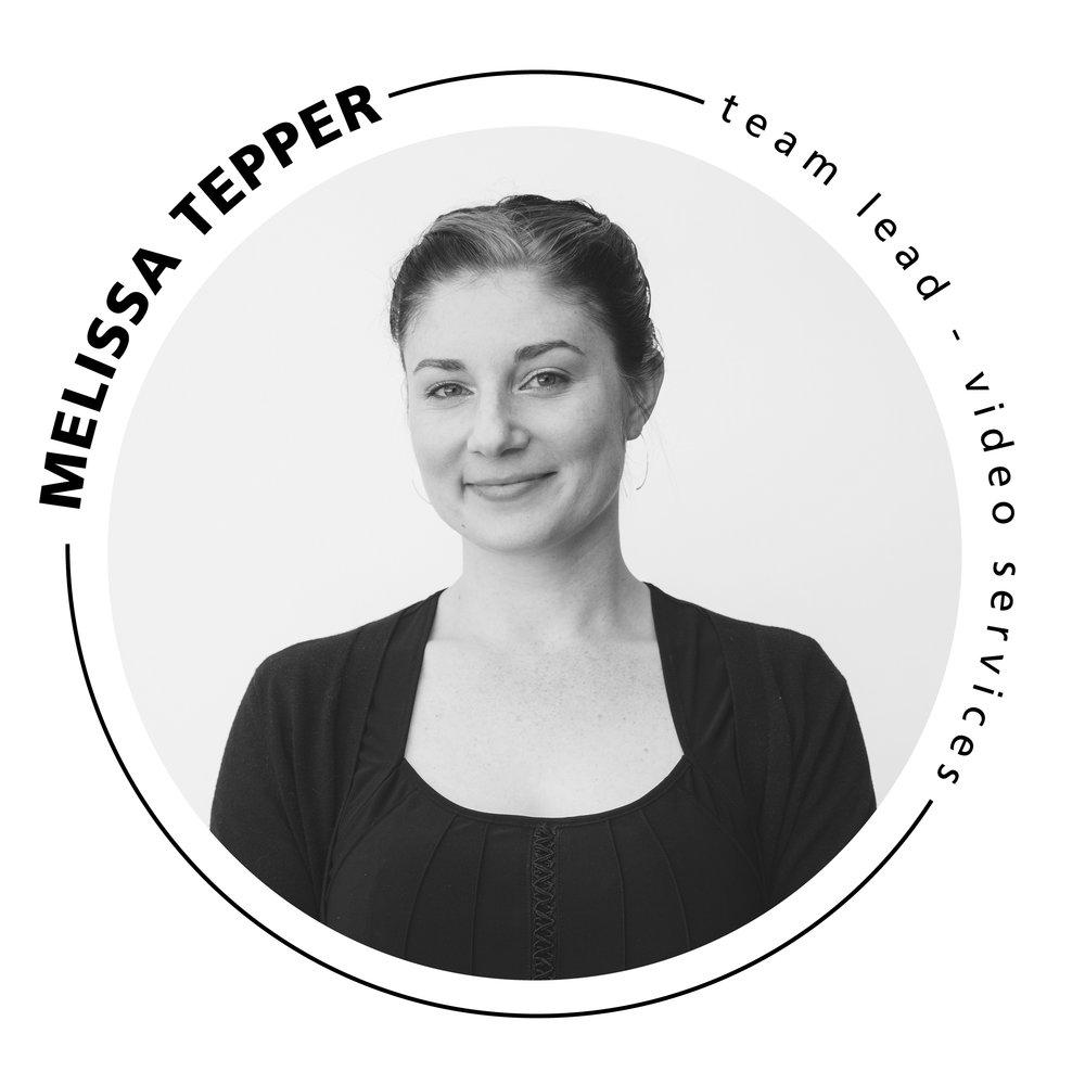 Melissa Tepper