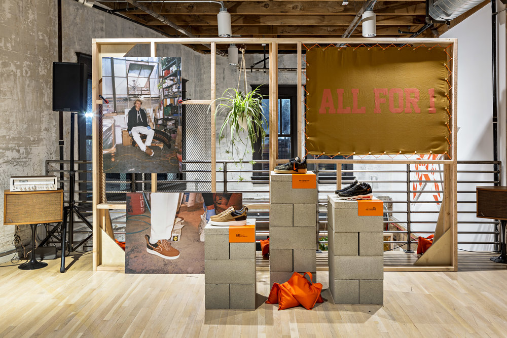 Nike + Carhartt Launch Party    Los Angeles, CA 2018