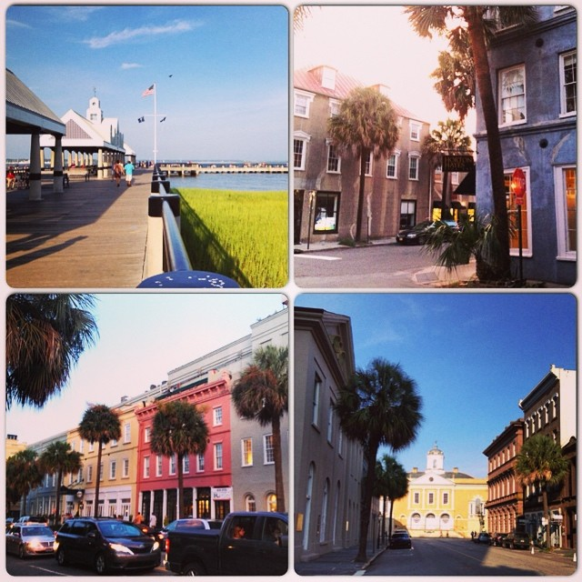 I could live here. Stole this photo from my girlfriend Marty from my Bachelorette Trip to Charleston this past Summer.