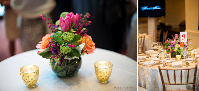 A cocktail style reception wedding — drewsia