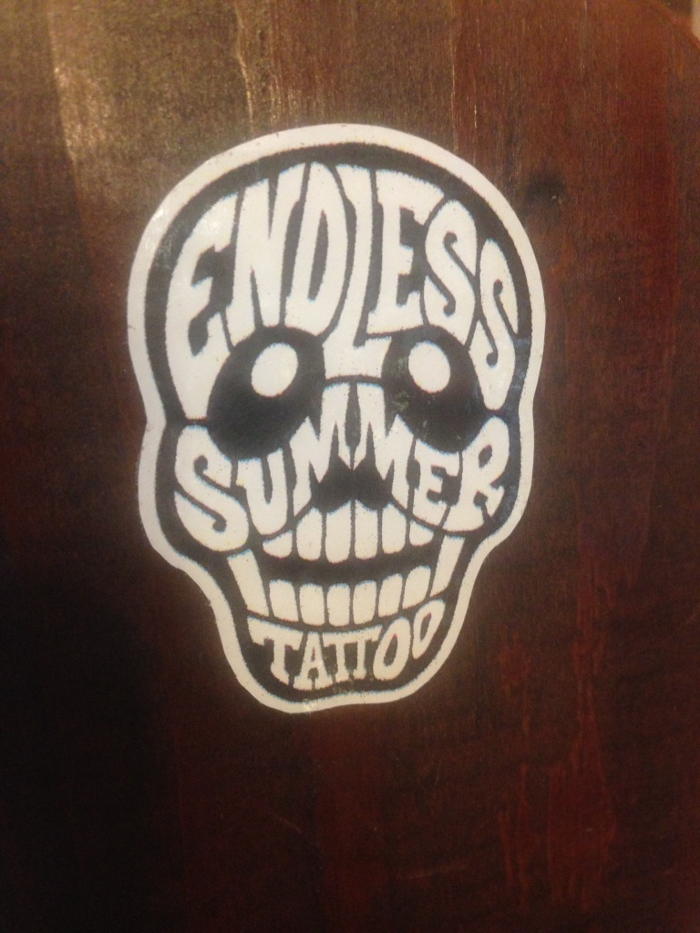 Endless Summer Tatoo