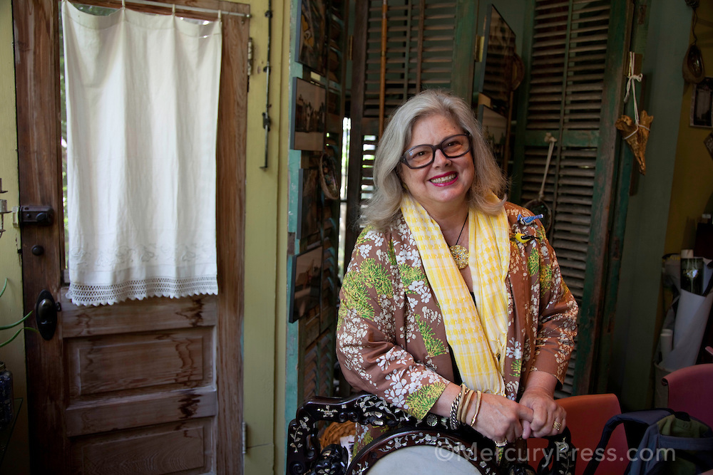 Jeanne Nathan, New Orleans