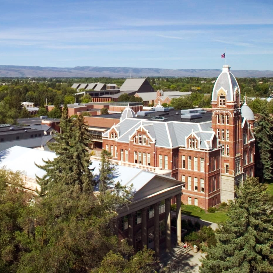 ELLENSBURG - CENTRAL WASHINGTON UNIVERSITY
