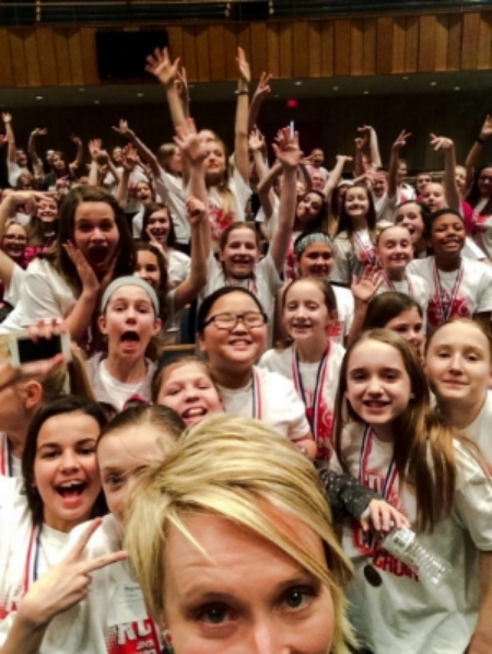 KS All-State Treble Honor Choir