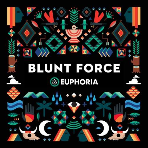 Blunt Force Live @ Euphoria Music Festival 2016