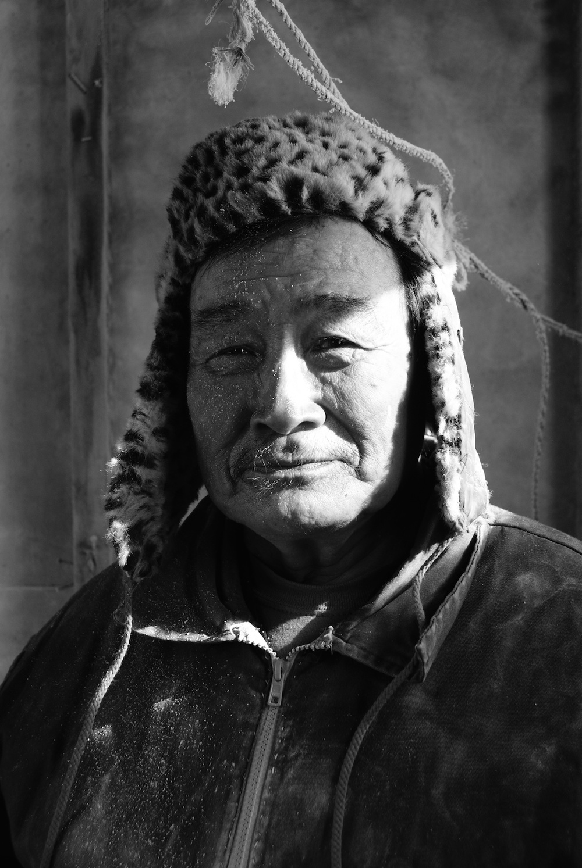 Nuna Parr Portrait