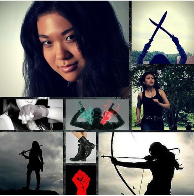Meet Aurelia aka The Firedragon  Source: Mary Fan Instagram