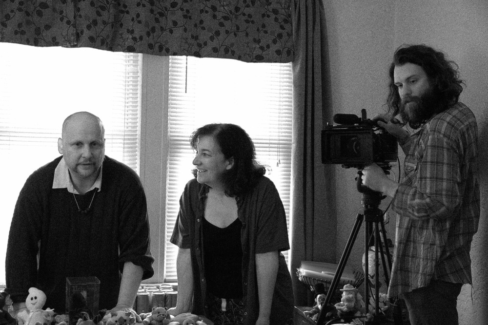 Director Bruce Smolanoff, actress Suzanne Grodner and DP Sean Price Williams on MUCK set - photo credit Andreea Drogeanu.jpg