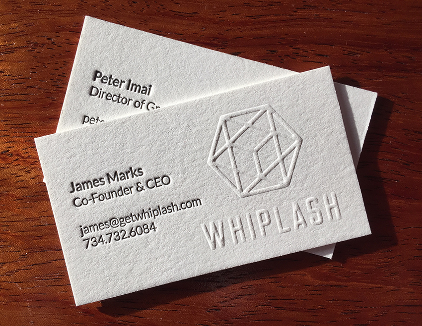 Business Cards Reb Peters Press