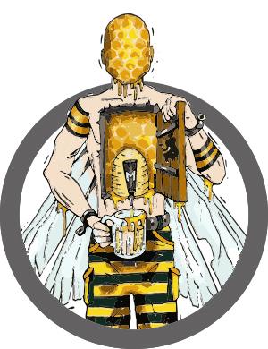 Killer Bees - American Blonde Ale