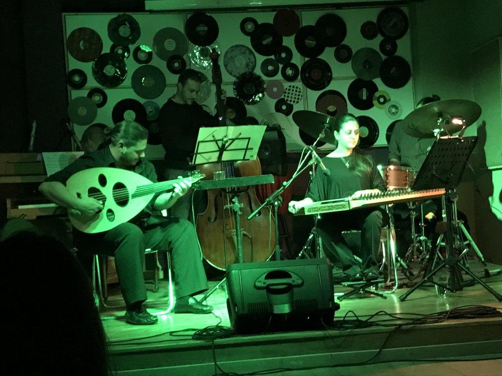 Alekos Quintet