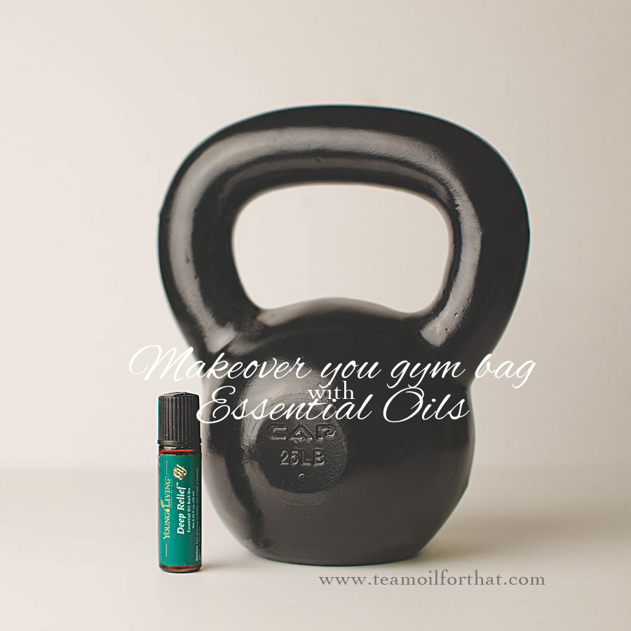 Makeover your gym bag with young living essential oils