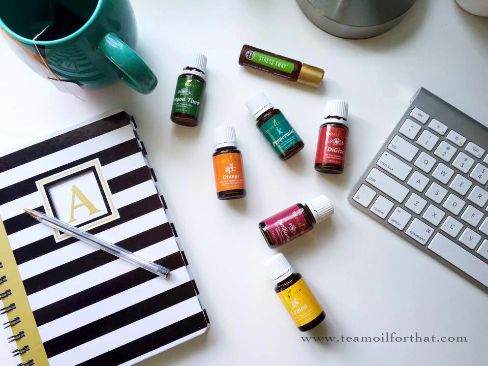 Young Living Essential Oils- Did you know that YL has SO many options?